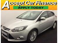Ford Focus 1.6TDCi ( 115ps ) 1560cc 2012MY Zetec