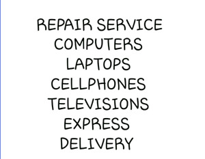 repair your device for cellphone and ipad and tablet screen repa