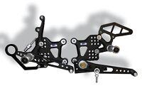 Pp-tuning Impianto Poggiapiedi Racing Moto Bmw S1000rr 2009 -  - ebay.it