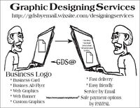 Graphic Designing Services -Fast -Easy -Great Prices