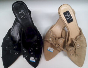 *****Size 6 Dress Sandal – NEW – Black or Taupe*****