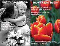 Snowy Fawn Studio- HOLIDAY SPECIAL!!!