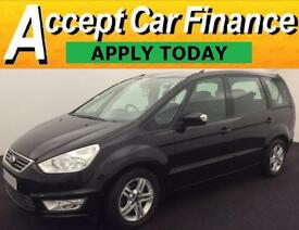 Ford Galaxy 2.0TDCi ( 140ps ) 2014MY Zetec FROM £72 PER WEEKEND