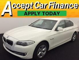 BMW 520 2.0TD 2012MY d EfficientDynamics FROM £53 PER WEEK!