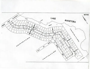 Lake Manitoba Lakefront and Lakeview Lots for Sale