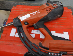 Hilti Gas-actuated fastening tool
