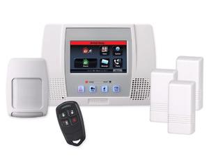 Honeywell Lynx Wireless Security System