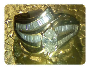 Diamond Ring 14 Karat Gold $799