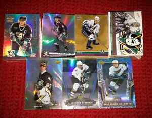Cartes Mcdonalds Hockey Cards 2000-08, 7 Sets Crosby Ovechkin+