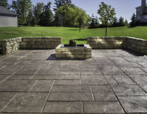 Design the House of Your Dreams - Driveways, Patios and Steps