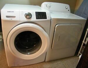 Washer and Dryer - like new