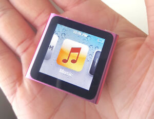 8GB iPod Nano 6th Generation ( Pink )