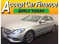 Mercedes-Benz C250 FROM £109 PER WEEK!