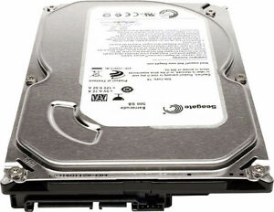 VERY GOOD CONDITION,TESTED 500GB DESKTOP SATA HARD DRIVE-$40/OBO