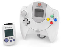 Wanted Dreamcast accessories