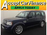 Land Rover Discovery 4 FROM £150 PER WEEK!