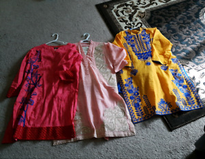 Branded indian/ pakistani 2pc, 3pc dresses