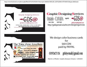 Graphic Designing Services -Fast -Easy -Great Prices Peterborough Peterborough Area image 2