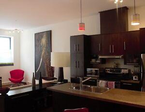 Magnifique appartement apartment 4 1/2 meublé furnished octobre