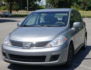 2008 Nissan Versa Hatchback Buy or Lease it excellent condtion