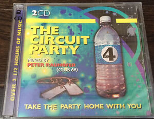 The Circuit Party, Volume 4 - Mixed by Peter Rauhofer