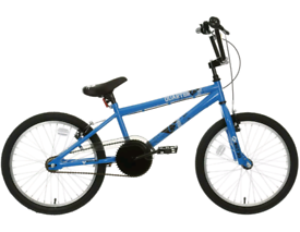 X Rated Quarter BMX Bike