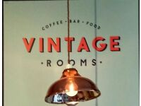 Vintage Comedy Club Lunchtime Every Fri/Sat/Sun 1pm