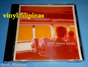 Philippines acid house kings the sounds of summer cd for Acid house cd