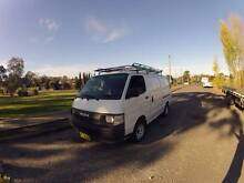 Toyota Hiace LWB Campervan/Fridge/Solar panel/huge set-up Melbourne CBD Melbourne City Preview