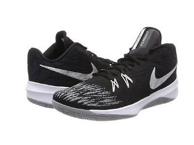 NIKE Men's ZOOM EVIDENCE ll BASKETBALL SHOE Sizes 10.5 or 11 Brand New With Tags