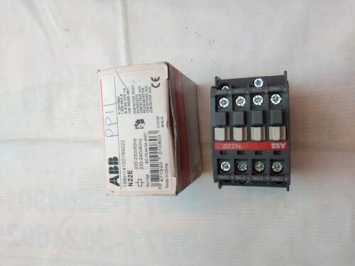 Asea Brown Boveri N22E 1SBH141001R8022 Contactor Relay ABB New