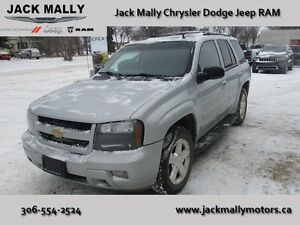 2008 Chevrolet TrailBlazer 4x4
