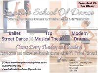 Children's Dance Classes!