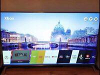 """LG 55"""" UHD 4K TV"""