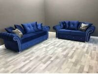 ✨Free Shipping All Over Uk ✨Super Quality Brand New Ashwin Corner Sofa Available In Lowest Price