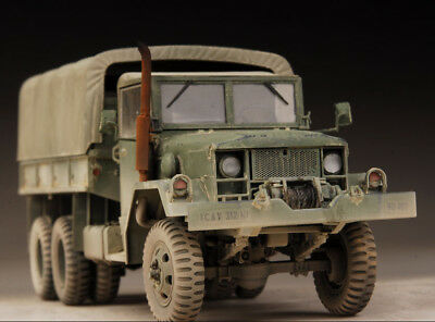 Award Winner Built AFV CLUB 1/35 M35A2 2.5T Military Cargo Truck +Details  for sale  Canada