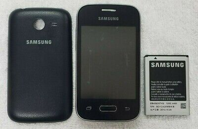 Samsung Galaxy Pocket 2 Duos SM-G110M Gsm Andriod 2G 3G Unlocked Black