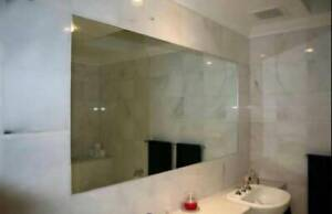 Polished Mirrors $40 per SM  **FREE QUOTE** GYMS , BATHROOMS
