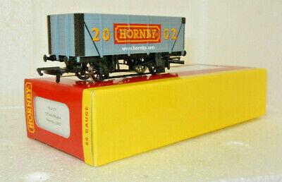 Hornby OO Scale Hornby 2002 9 Plank Wagon