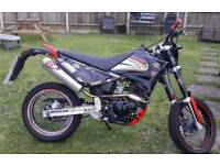 Sinnis Apache 125 2014 Mint Faultless bike