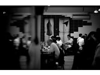 Full-Time Receptionist / Host Required for Busy Central London Restaurant