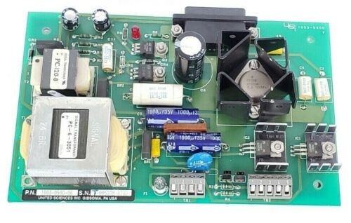 UNITED SCIENCES 1003-0500-06 POWER SUPPLY BOARD 1003050006