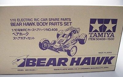 tamiya 1/10 buggy BEAR HAWK body set 50408 new in box original