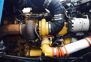 1998 Kenworth T600 cat 3406e single turbo