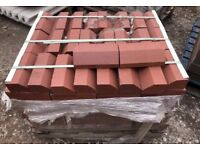 🌳Over-Hanging Red Angle Window Sill Bricks
