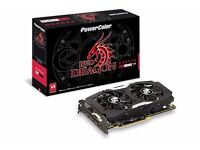 RX 480 8GB GDDR5 Red Dragon