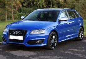 Audi S3 - Rare Nogaro Blue