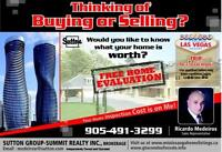 For all your Real Estate needs. Buying, selling or investments.