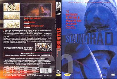 Stalingrad (1993) - Joseph Vilsmaier, Dominique Horwitz  DVD NEW