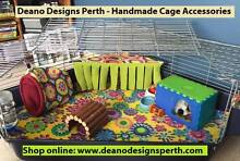 Washable handmade cage Accessories Gold Coast Region Preview